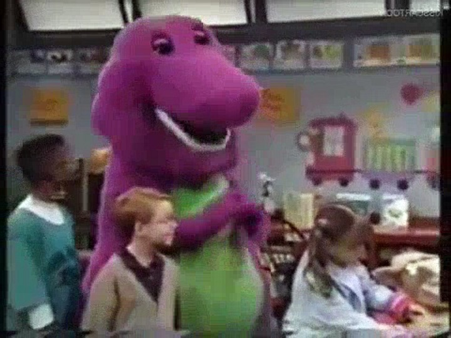 Barney & Friends S02E13 The Dentist Makes Me Smile - Dailymotion Video