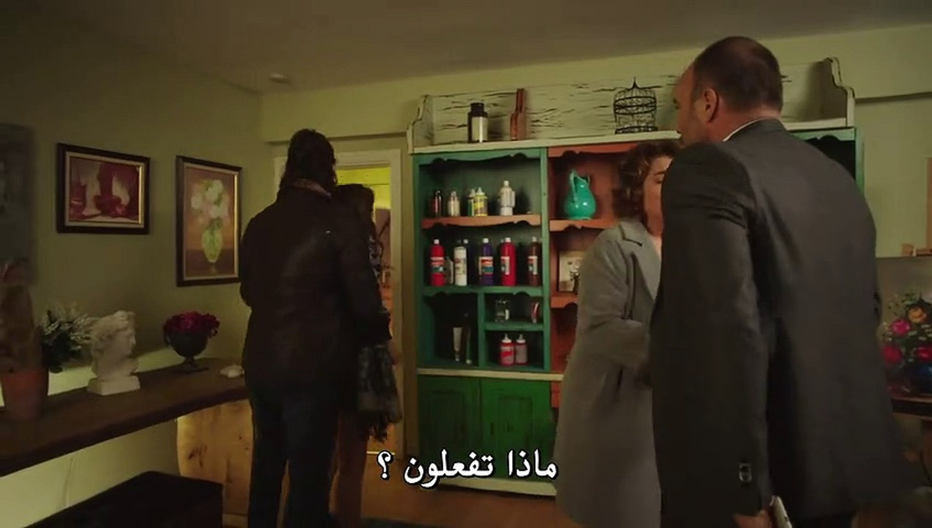 مسلسل زهرة الثالوث مترجم للعربية - الحلقة 25 - الجزء 1
