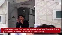 poderoso alegato de una azafata marroquí -  el Día Internacional de la Mujer