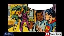 Muhammad Ali vs Superman - Tributo a una leyenda