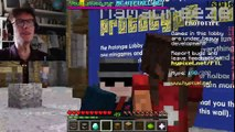 HILARIOUS BED DEFENSE STRATEGY! (Minecraft Bed Wars Trolling