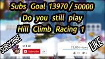 Hill Climb Racing VS Hill Climb Racing 2 ✔ TANK