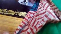Chudidar Zip Stitching Easy Method (zip attachment) churidar