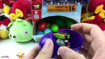 Surprise Eggs Angry Birds Surprise Eggs, Angry Birds Stella, Angry Birds Go, Angry Birds Transformer