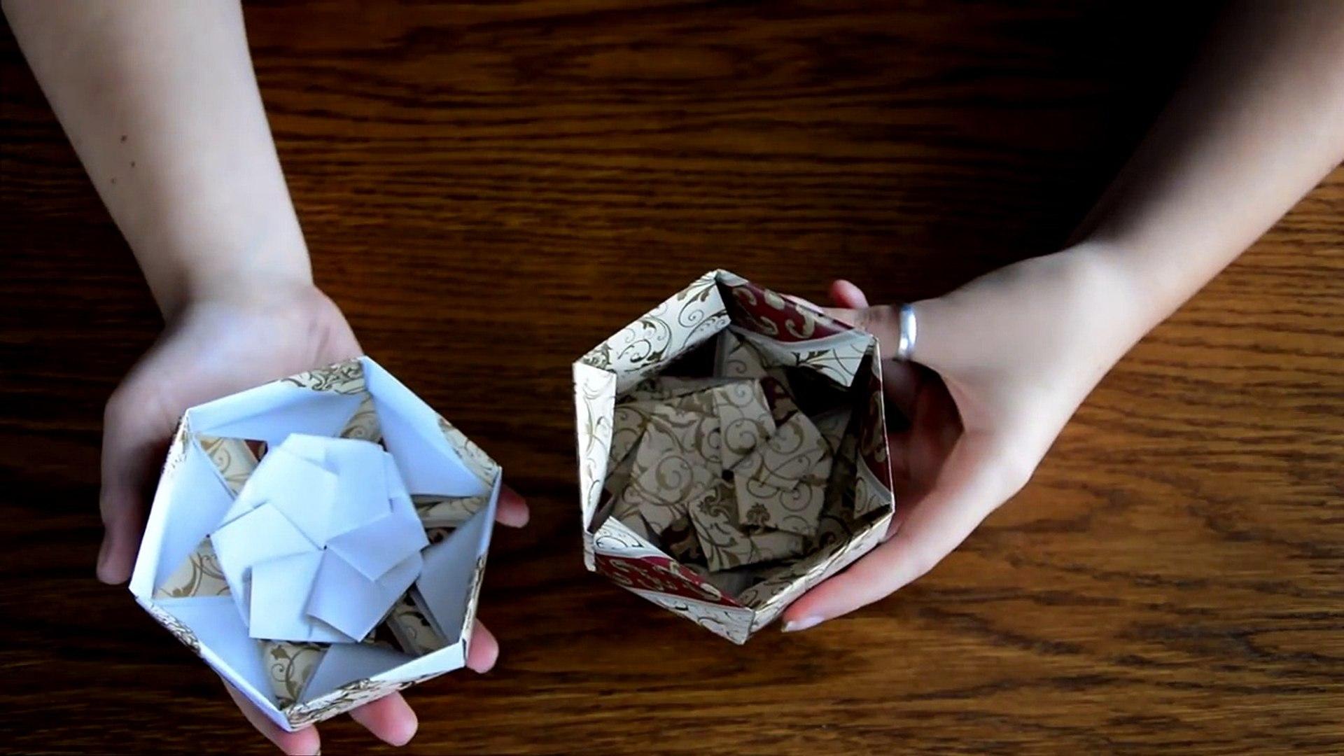 Origami Box | 1080x1920