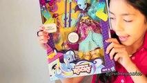 My Little Pony Rainbow Rocks Trixie Lulamoon MLP  Rainbow Rocks Dolls  B2cutecupcakes