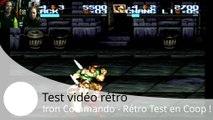 Test vidéo rétro - Iron Commando - Le test en Coopération sur Super Nintendo !