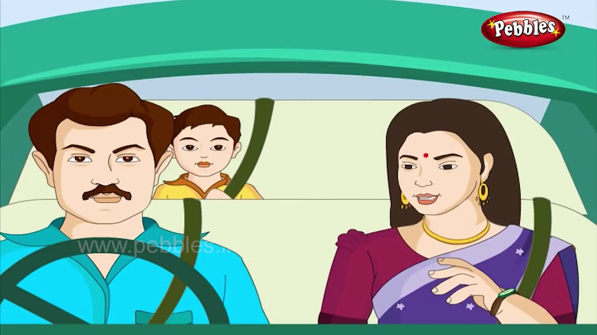 Post Office | Day to Day Conversations in Hindi | Daily Activities For Kids | Activities Lessons