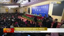 Chinese FM: China will host four international events this year