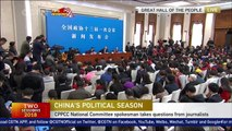 CPPCC: Air pollution control doesn't contradict economic development, people's wellbeing