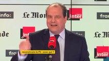 """Jean-Christophe Cambadélis : """"Il est illusoire de proposer l'alliance à Jean-Luc Mélenchon comme de la proposer à Emmanuel Macron"""""""