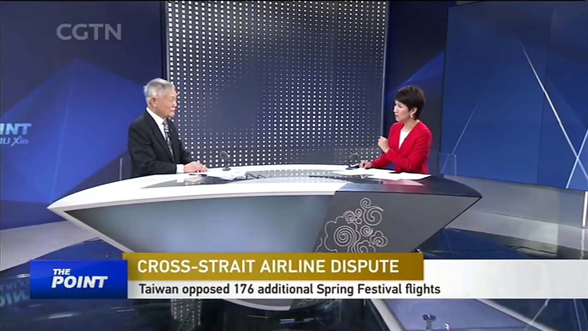 02/01/2018: Trump to start a nuclear arms race?   Cross-strait airline dispute