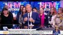 """Politiques au quotidien: """"Emmanuel Macron, c'est le roi de la communication et de la Fake News"""", Nicolas Dupont-Aignan"""
