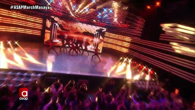 ASAP: Yeng, Toni, Morissette, Angeline and Isabel's all girl power performance