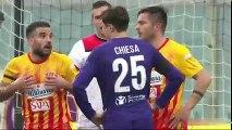 Fiorentina 1-0 Benevento – Goals and Highlights -11.03.2018 - Serie A