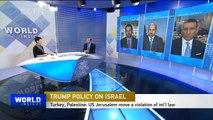 Trump Recognizes Jerusalem as Israeli Capital & Talking to Fortune President Alan Murray
