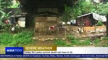 India, Sri Lanka cyclone death toll rises to 26