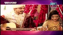 Breaking Weekend - Guest: Irza Khan & Zeeshan Ali in High Quality on ARY Zindagi - 11th March 2018
