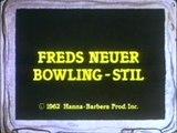 Familie Feuerstein - 064. Freds neuer Bowling-Stil / 065. Fred lässt die Wände wackeln
