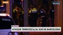 Cadena de noticias mexicana confunde a Puigdemont con uno de los terroristas de La Ramblas