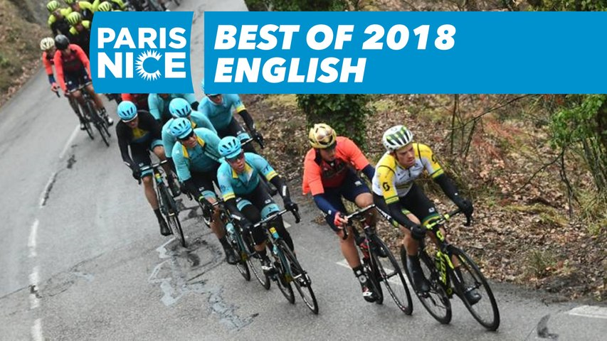 Best of (English) - Paris-Nice 2018
