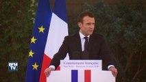 """""""La France est en train de se transformer en profondeur"""", affirme macron en Inde"""