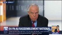 """Insultes racistes d'un cadre du FNJ: """"C'est un peu Peter Sellers dans Docteur Folamour"""", sourit Frédéric Mitterrand"""