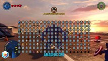 LEGO Marvels Avengers - Cheat Codes (Charers/Vehicles/Red Bricks)