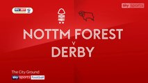 Nottingham Forest vs Derby County 0 - 0 Highlights 11.03.2018 HD
