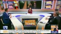 """Insultes racistes d'un cadre du FNJ: """"Les discours identitaires peuvent avoir un impact sur certains qui dérivent"""", selon Philippot"""
