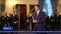 Ex-FBI chief Comey says Trump pressured him on Russia probe
