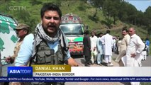 Local residents' lives at risk amid escalating tensions between Pakistan and India