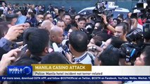 Gunman who targeted Manila complex was lone wolf with no ISIL links