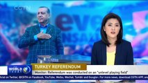 Turkish President Erdogan: Death penalty referendum could happen