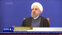 Iran, Russia agree on more coordination in Syria, says Iranian president