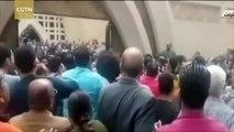 Bloody Sunday: Deadly blasts hit Palm Sunday celebrations in Egypt