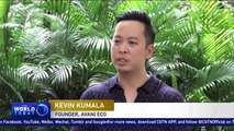 Indonesian company aims to help reduce plastic waste