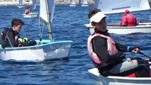 Yelken: 6. Bodrum Uluslararası Optimist Yarışları sona erdi - MUĞLA