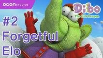 [Dibo the gift dragon] #02 Forgetful Elo(ENG DUB)ㅣOCON
