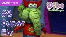 [Dibo the gift dragon] #08 Super Elo(ENG DUB)ㅣOCON