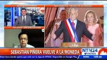 Chile está a las puertas de una crisis si no se reforma el sistema de pensiones: politólogo Claudio Fuentes sobre retos del presidente Piñera