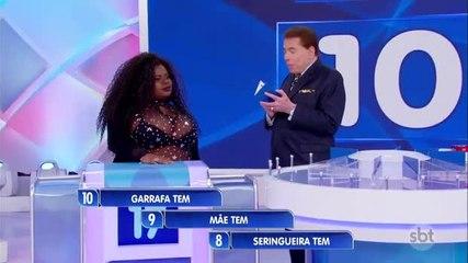 Jogo das 3 Pistas com Jojo Todynho e Gominho - 11.03.18 - Completo