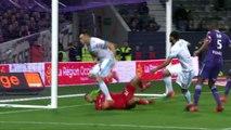 Toulouse FC - Olympique de Marseille (1-2) - Résumé - (TFC-OM) 2017-18