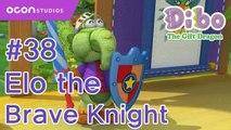 [Dibo the gift dragon] #38 Elo the Brave Knight(ENG DUB)ㅣOCON
