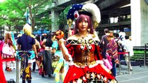Japan Expo & Japan Festa 2016 (Cosplay Event Thailand)