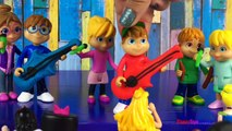 ALVIN AND THE CHIPMUNKS SET - WERE THE CHIPMUNKS COLLECTIBLE FIGURES WITH CHIPETTES - UNBOXING