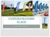 Custom Feather Flags ,  Bow Flags - The Flag Website