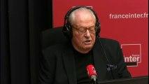 """Jean-Marie Le Pen : """"Qu'on abandonne le nom 'Front National': c'est un assassinat politique"""""""