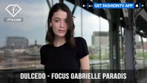 A day with Gabrielle Paradis of Dulcedo Model Management | FashionTV | FTV