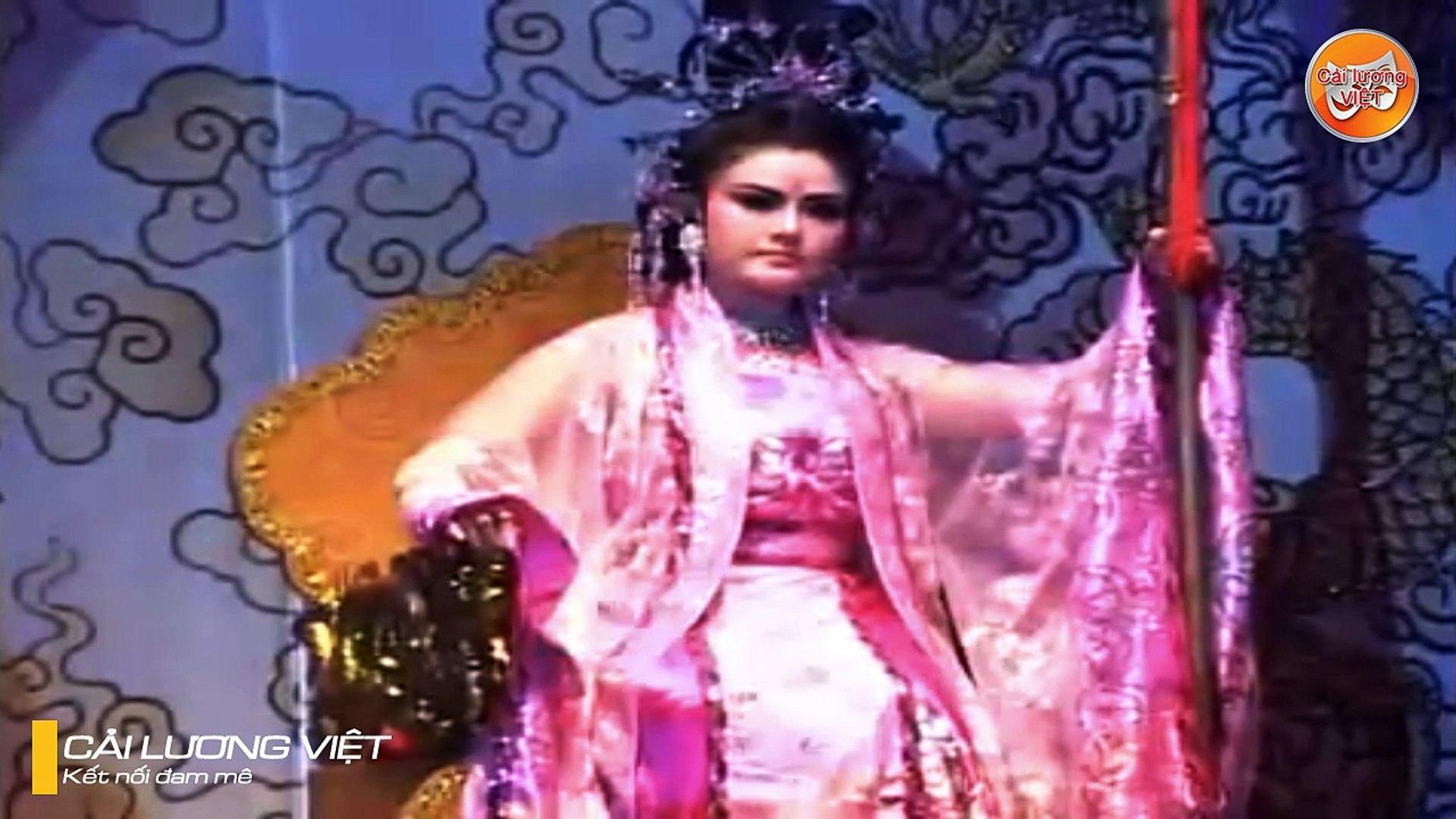 Trích đoạn cải lương | Tây thiên vũ khúc - Vũ Linh, Trinh Trinh, Bình Tinh, Hiếu Cảnh